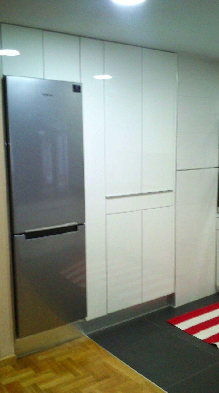 Muebles de cocina Oviedo
