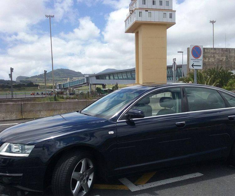 Traslados al aeropuerto de Tenerife