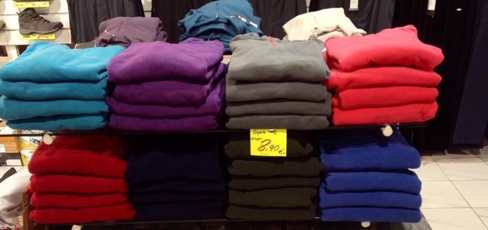 Suéters polares