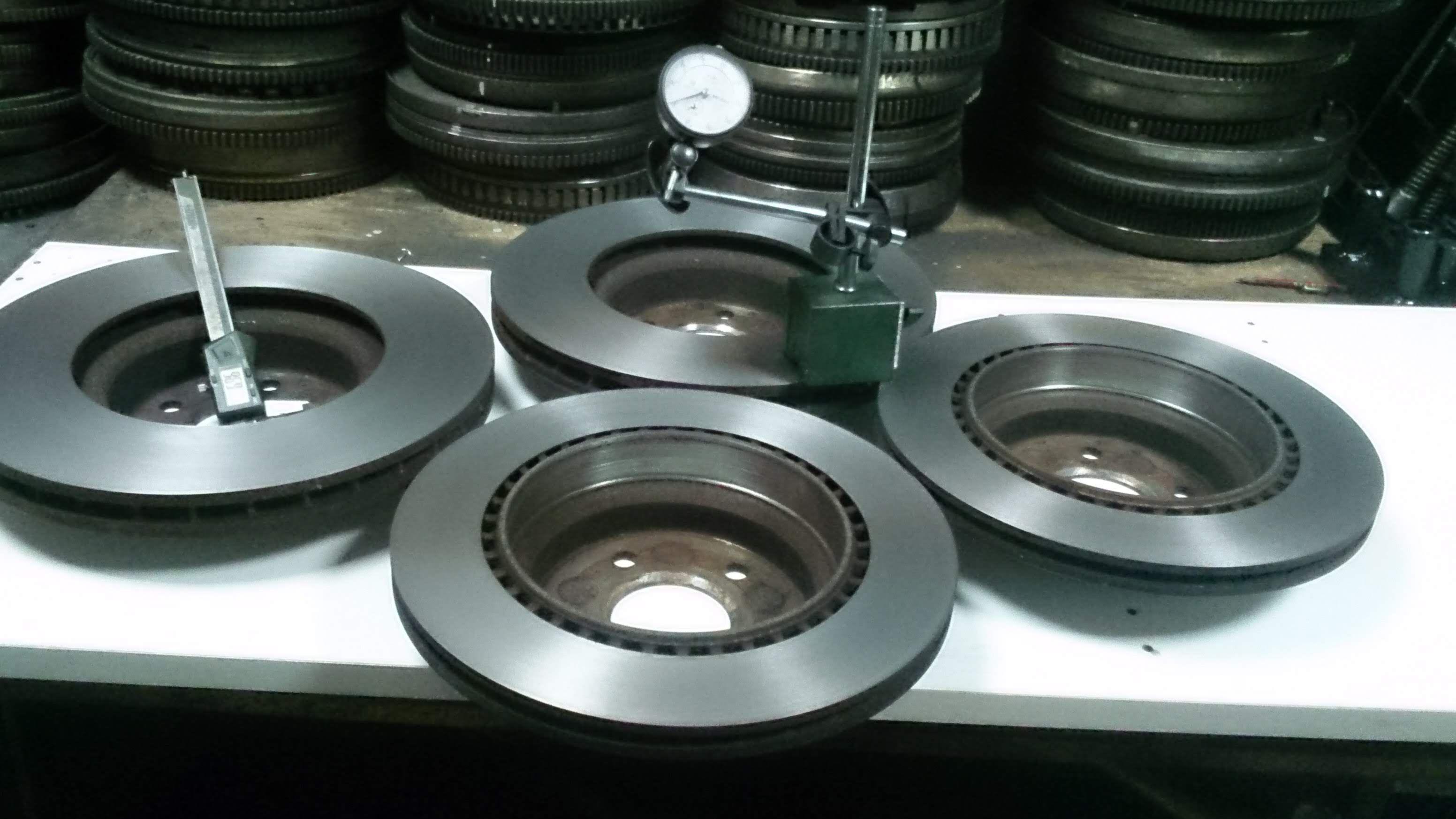Fabricación de recambios