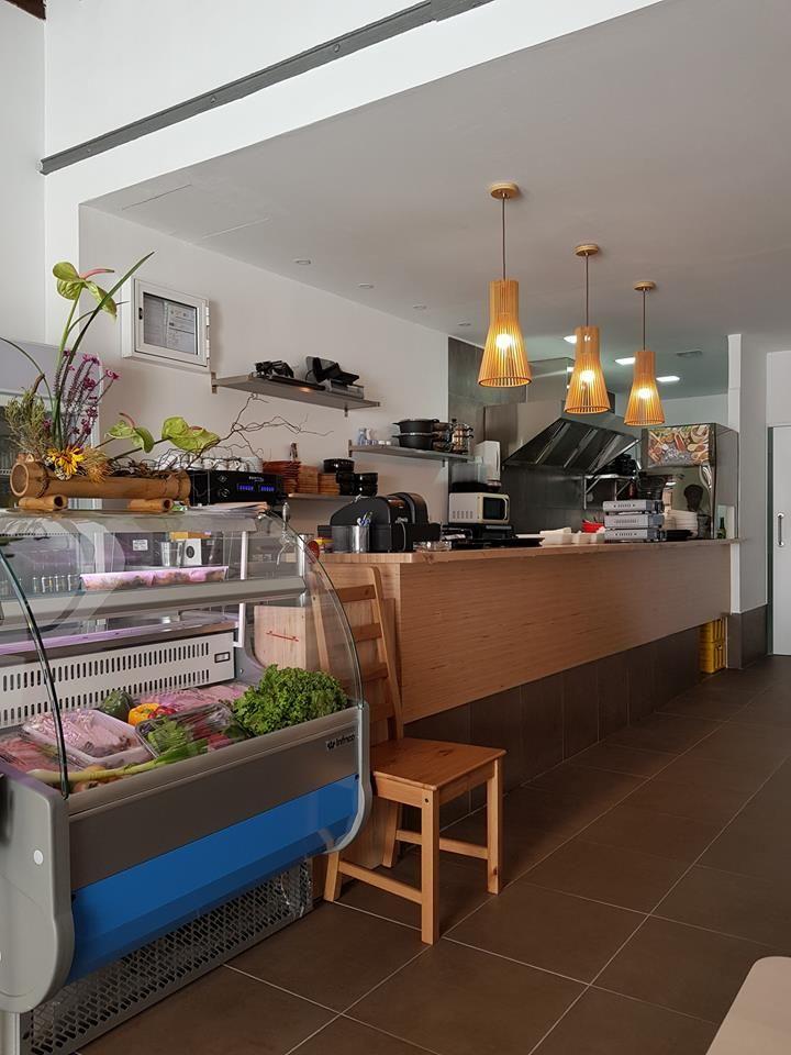 Restaurante japonés en Tenerife