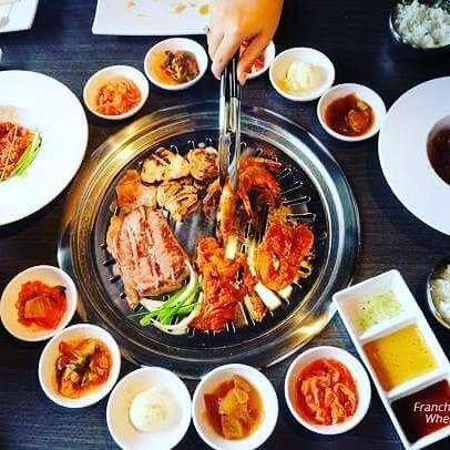Eventos y celebraciones: Servicios de Gangnam Food Station