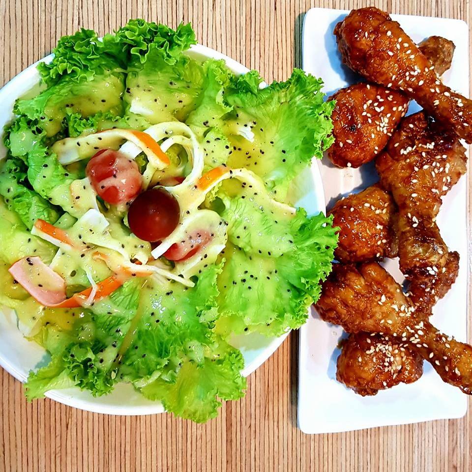Carta: Servicios de Gangnam Food Station
