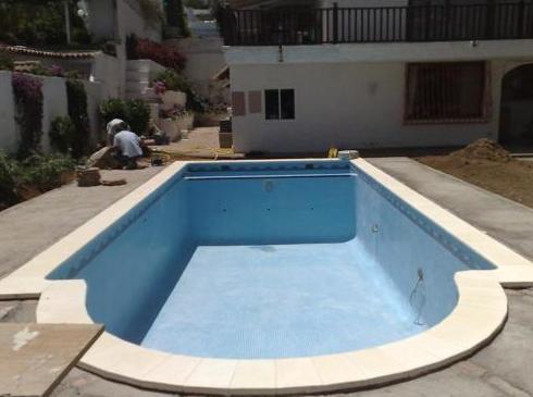 Construcción, reparación y mantenimiento de piscinas en Santa Cruz de Tenerife