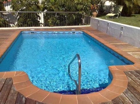 Diseño de piscinas en Tenerife