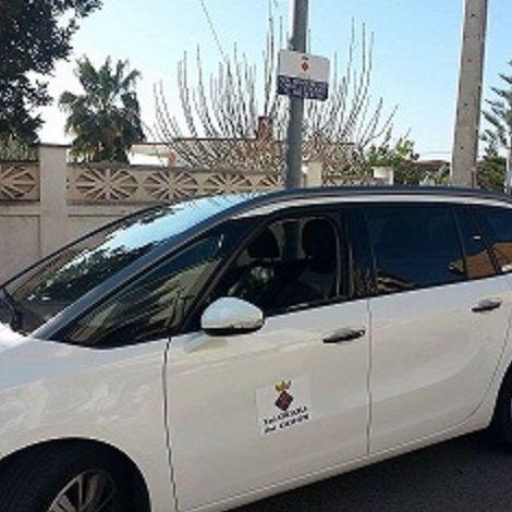 taxi en creixell