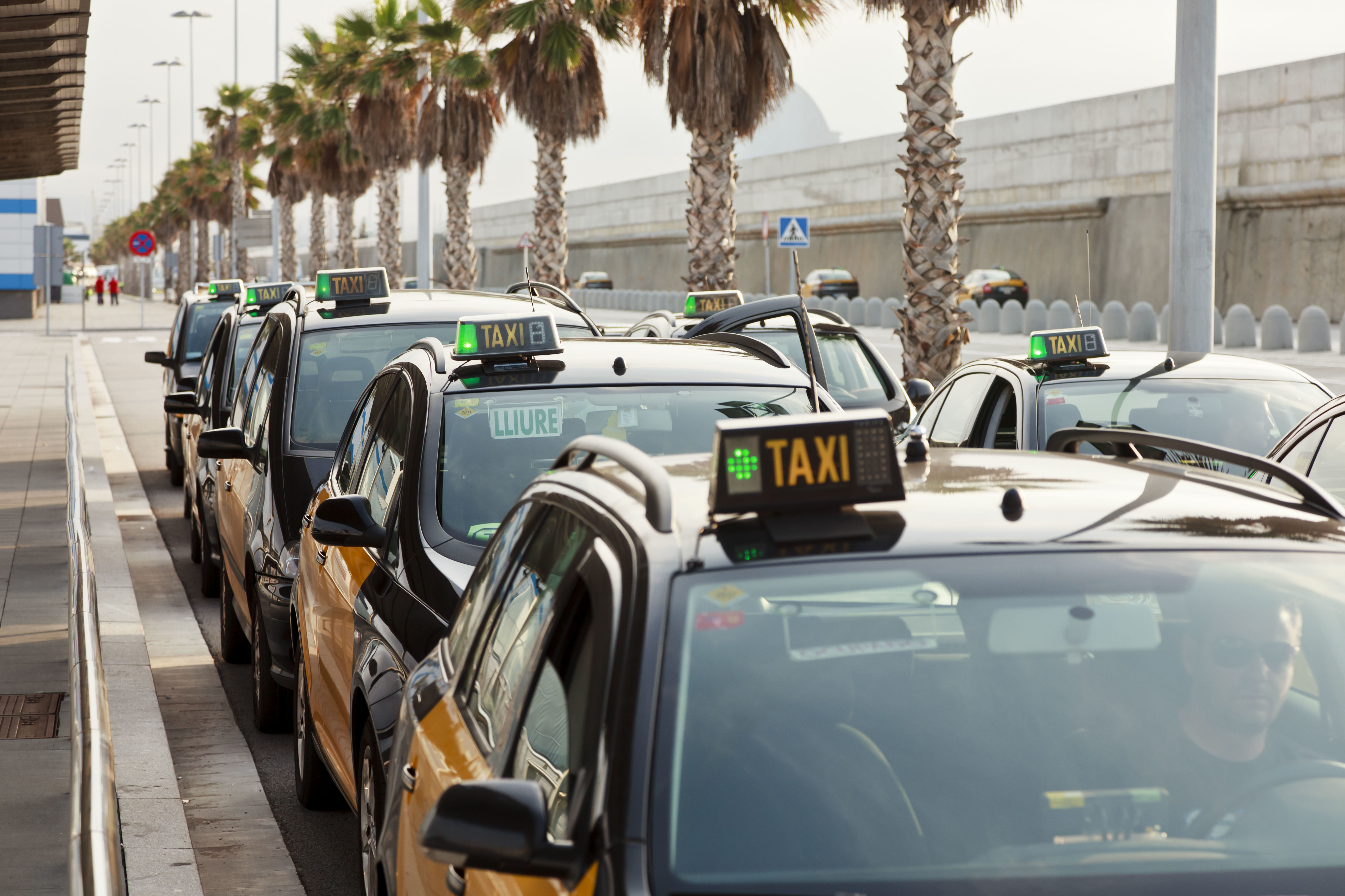 Spaciousness and comfort for your trips with Taxi Creixell, Tarragona