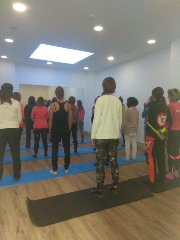 Entrenamiento personal y pilates en Zaragoza