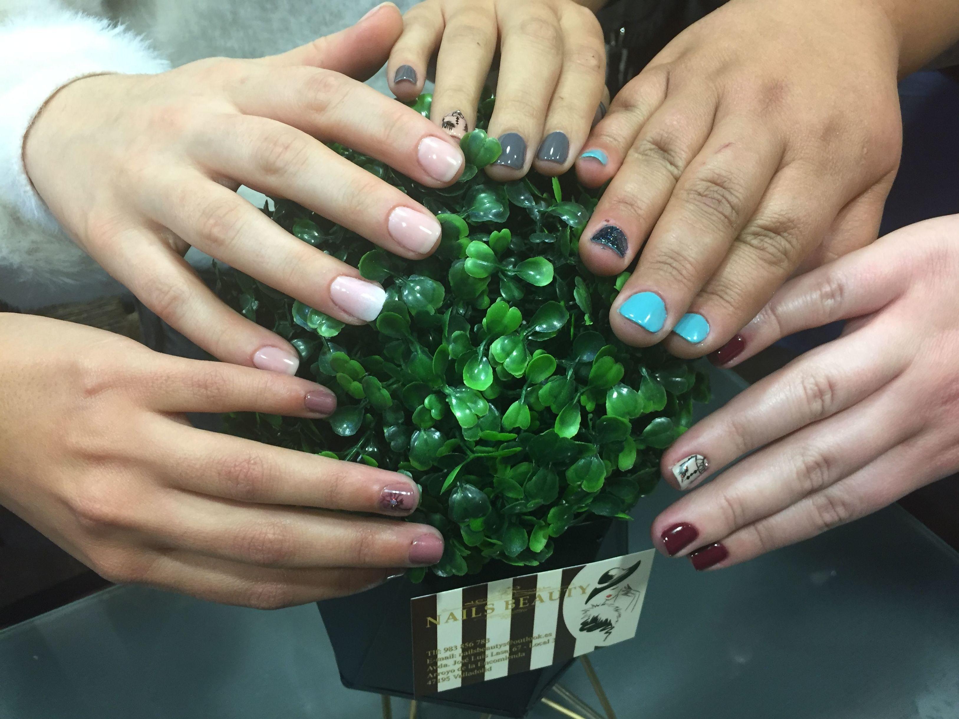 Foto 61 de Uñas esculpidas y de porcelana en Arroyo de la Encomienda | Nails Beauty