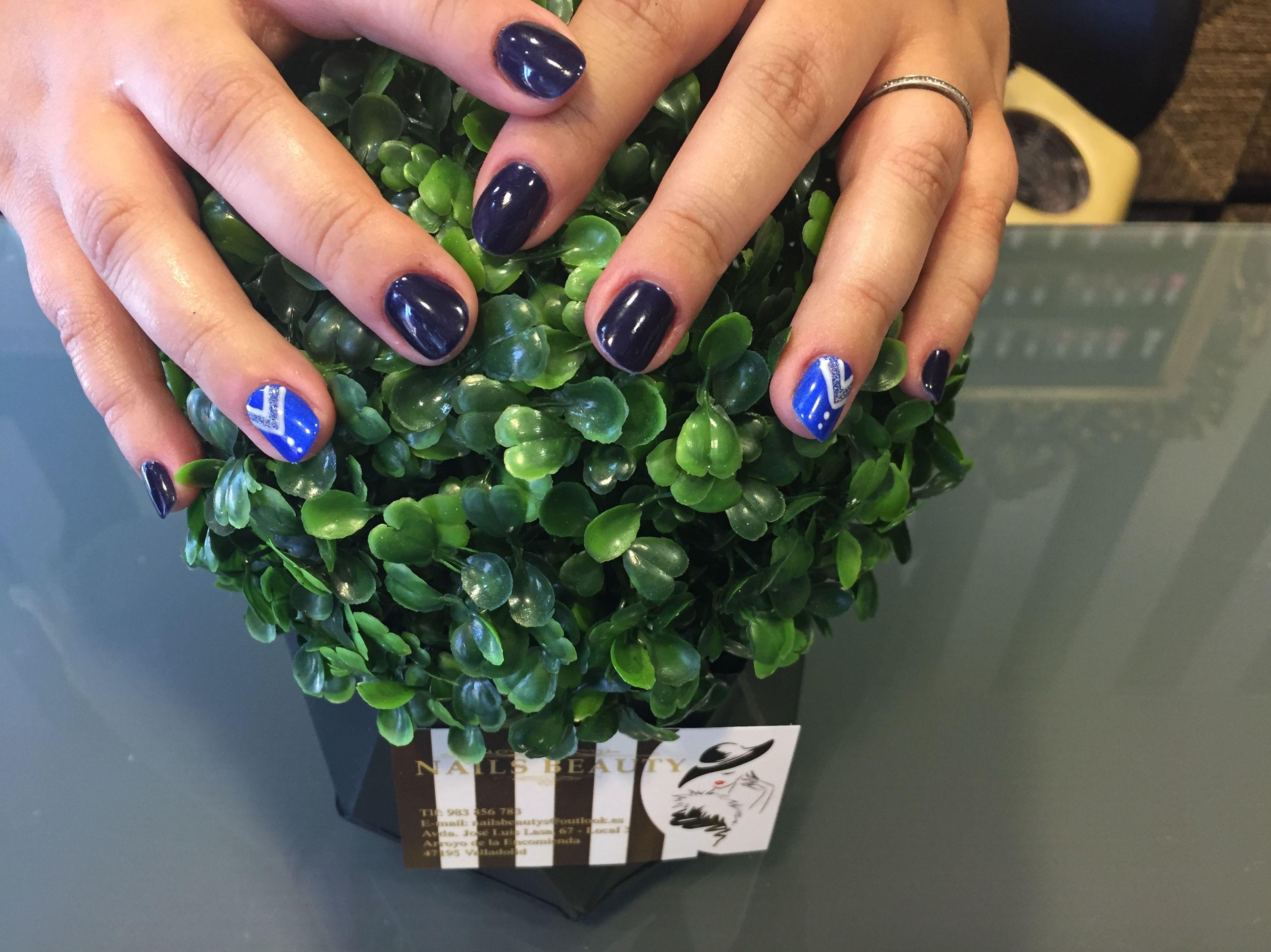 Foto 37 de Uñas esculpidas y de porcelana en Arroyo de la Encomienda | Nails Beauty