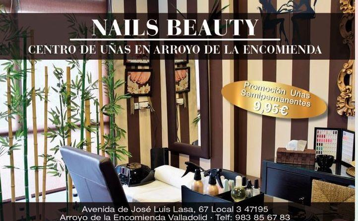 Foto 4 de Uñas esculpidas y de porcelana en Arroyo de la Encomienda | Nails Beauty