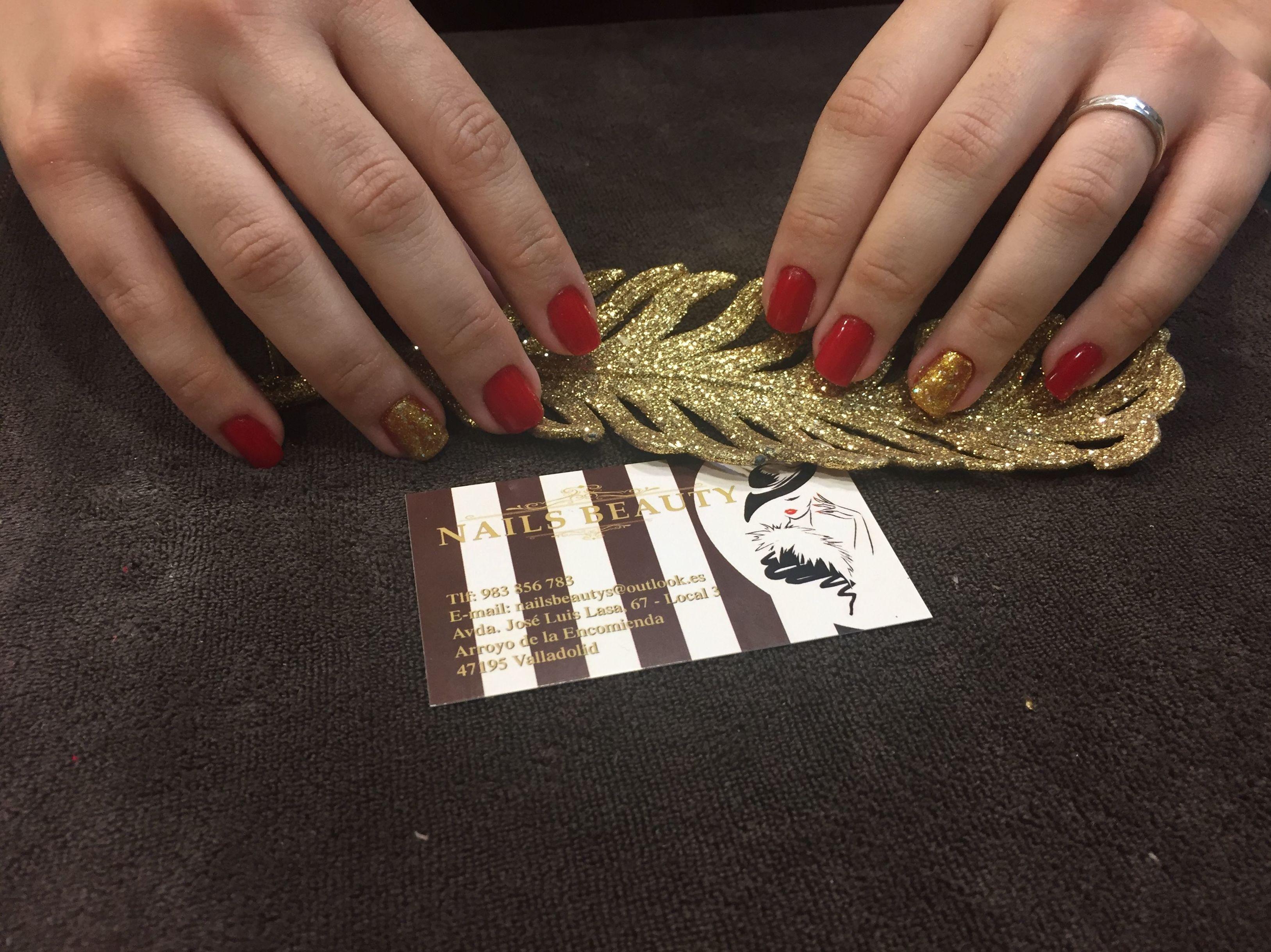 Foto 89 de Uñas esculpidas y de porcelana en Arroyo de la Encomienda | Nails Beauty