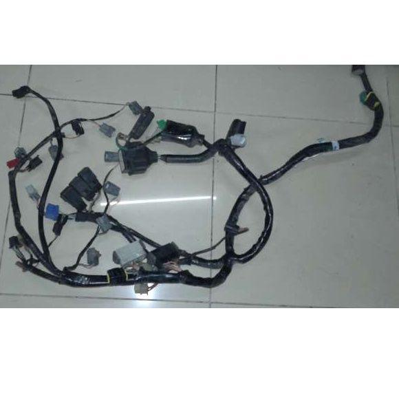 Instalación eléctrica Honda CBR6000RR: Productos de Alonso Competición