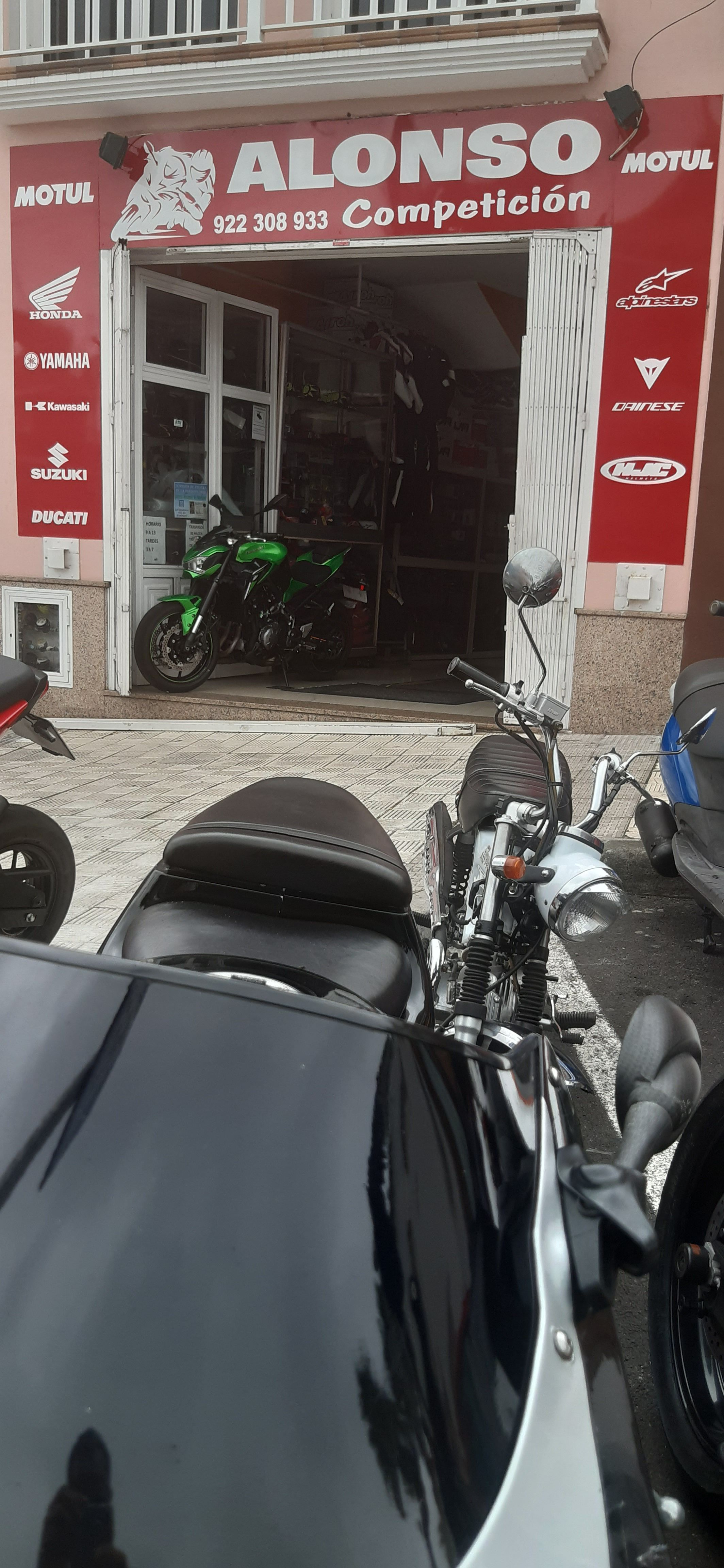 Foto 19 de Motos en La Orotava | Alonso Competición