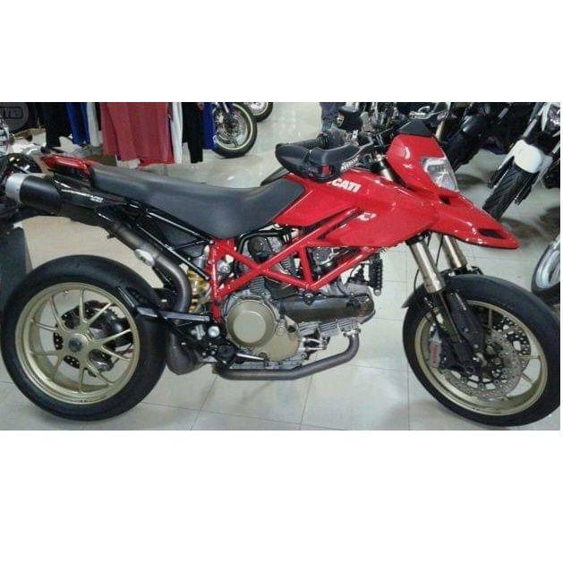 Ducati - Hypermotard: Productos de Alonso Competición