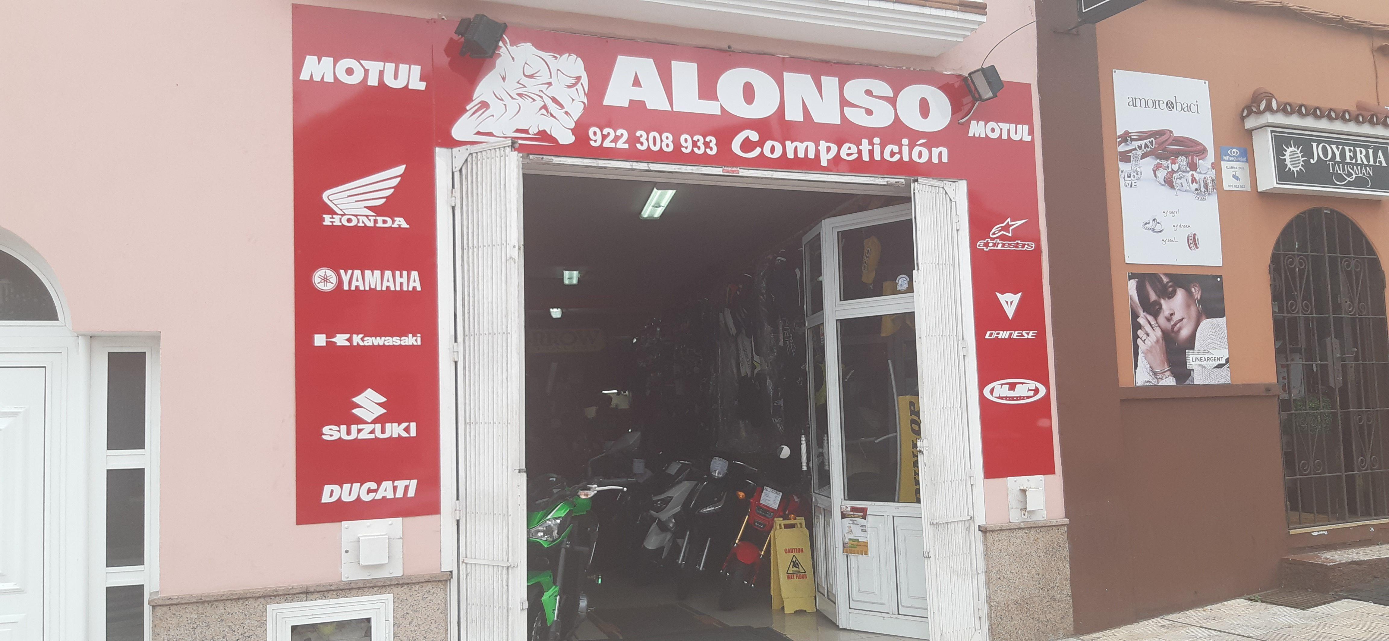 Foto 2 de Motos en La Orotava   Alonso Competición