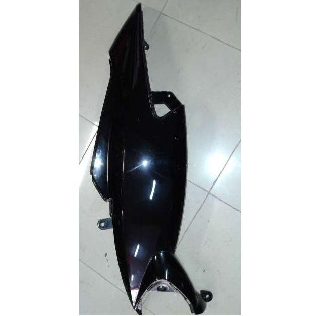 Tapa trasera izquierda negro MC2 - MC3: Productos de Alonso Competición
