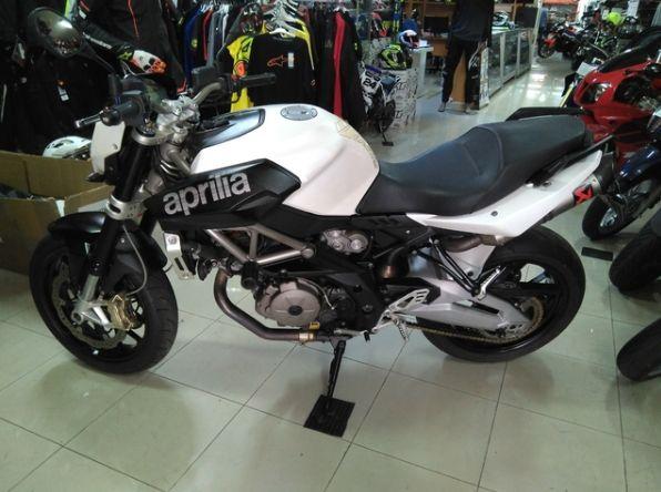 Aprilia - Shiver 650: Productos de Alonso Competición