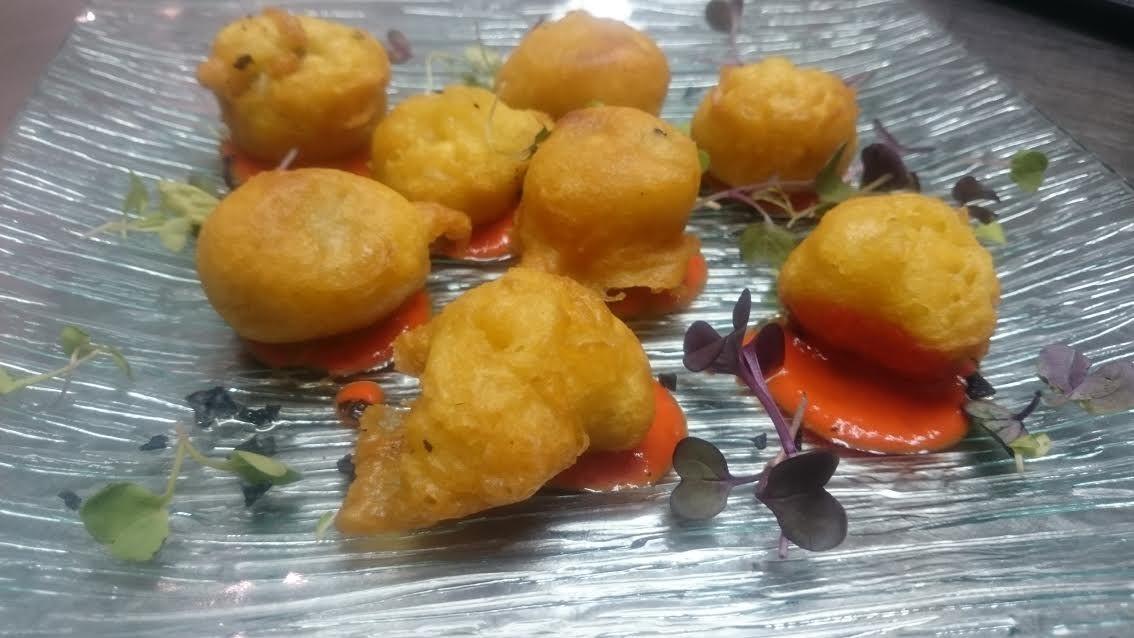 Restaurante con cocina de autor en Mislata