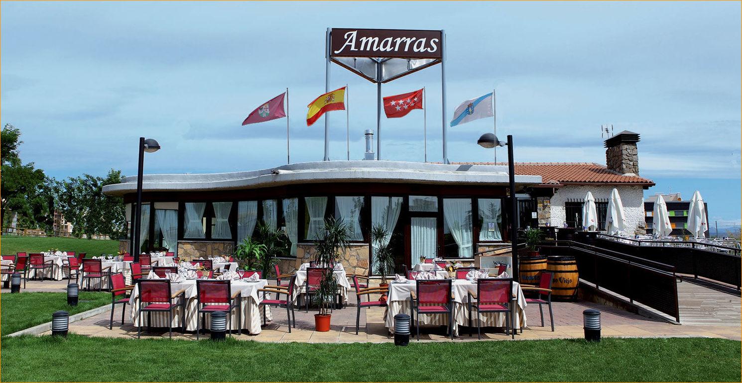 Foto 16 de Restaurante en Alcobendas | Amarras