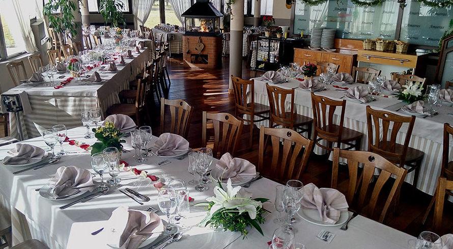 Foto 4 de Restaurante en Alcobendas | Amarras