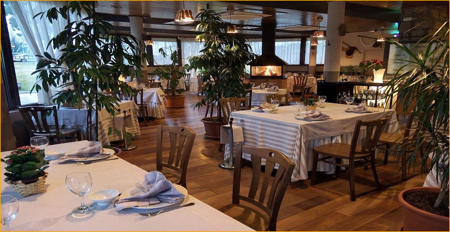 Foto 15 de Restaurante en Alcobendas | Amarras