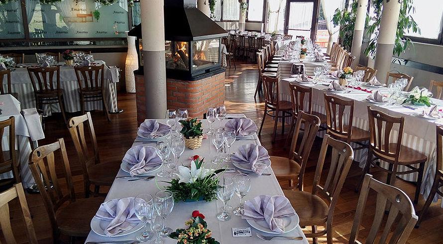 Foto 23 de Restaurante en Alcobendas   Amarras