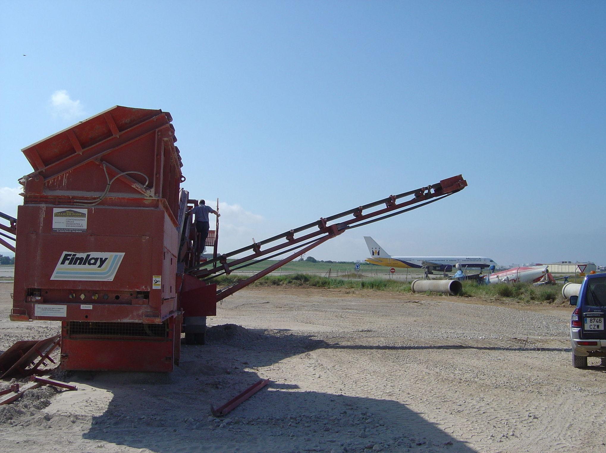 Foto 3 de Venta de material de construcción en Son Servera | Grupo Pallicer