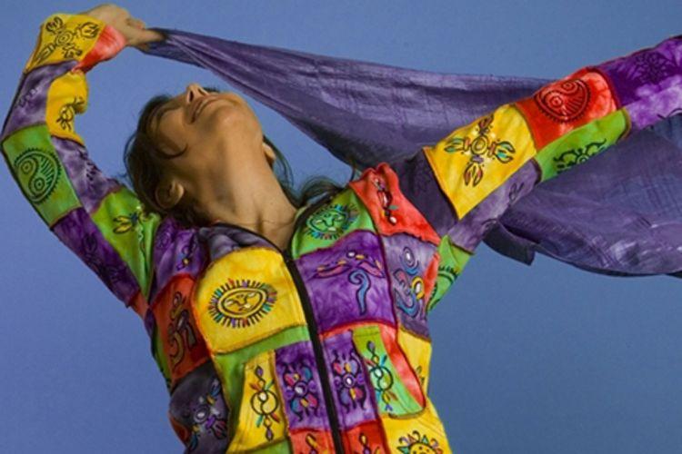 Movimiento, danza y terapia orgánica