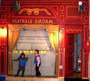 Teatro y guiñol: Actividades y servicios de Dirdam Madrid