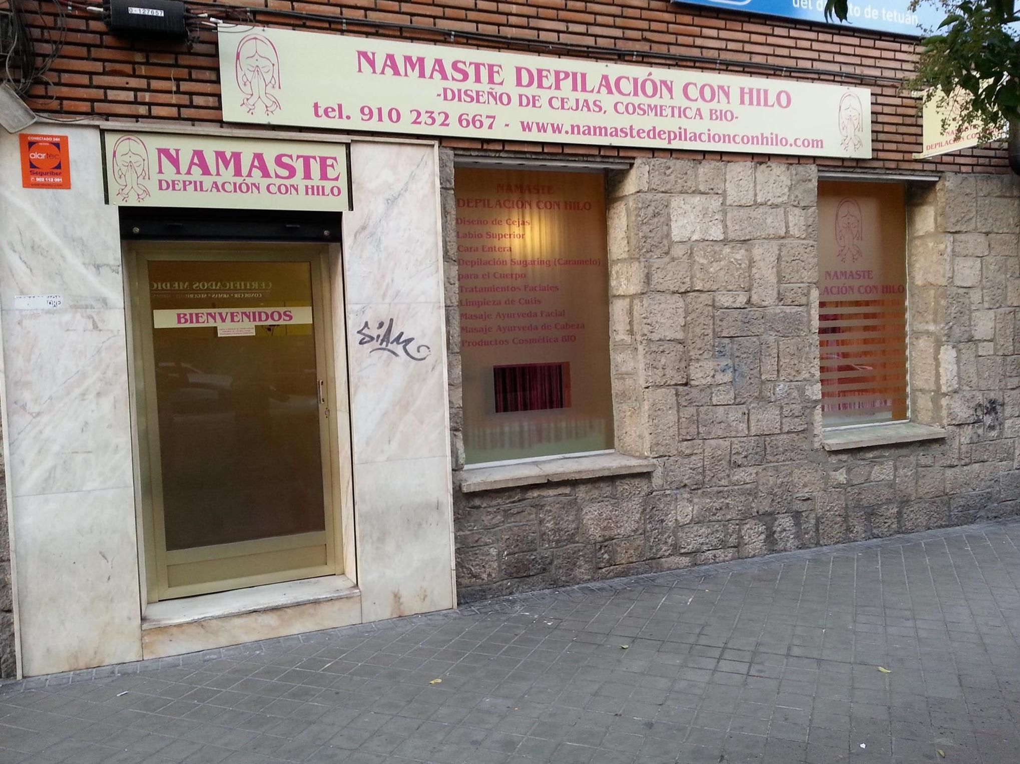 Namaste en Madrid
