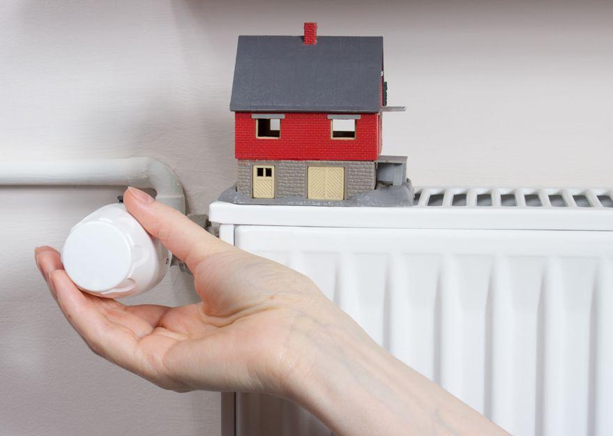 Instalación de radiadores en el Vallès Oriental