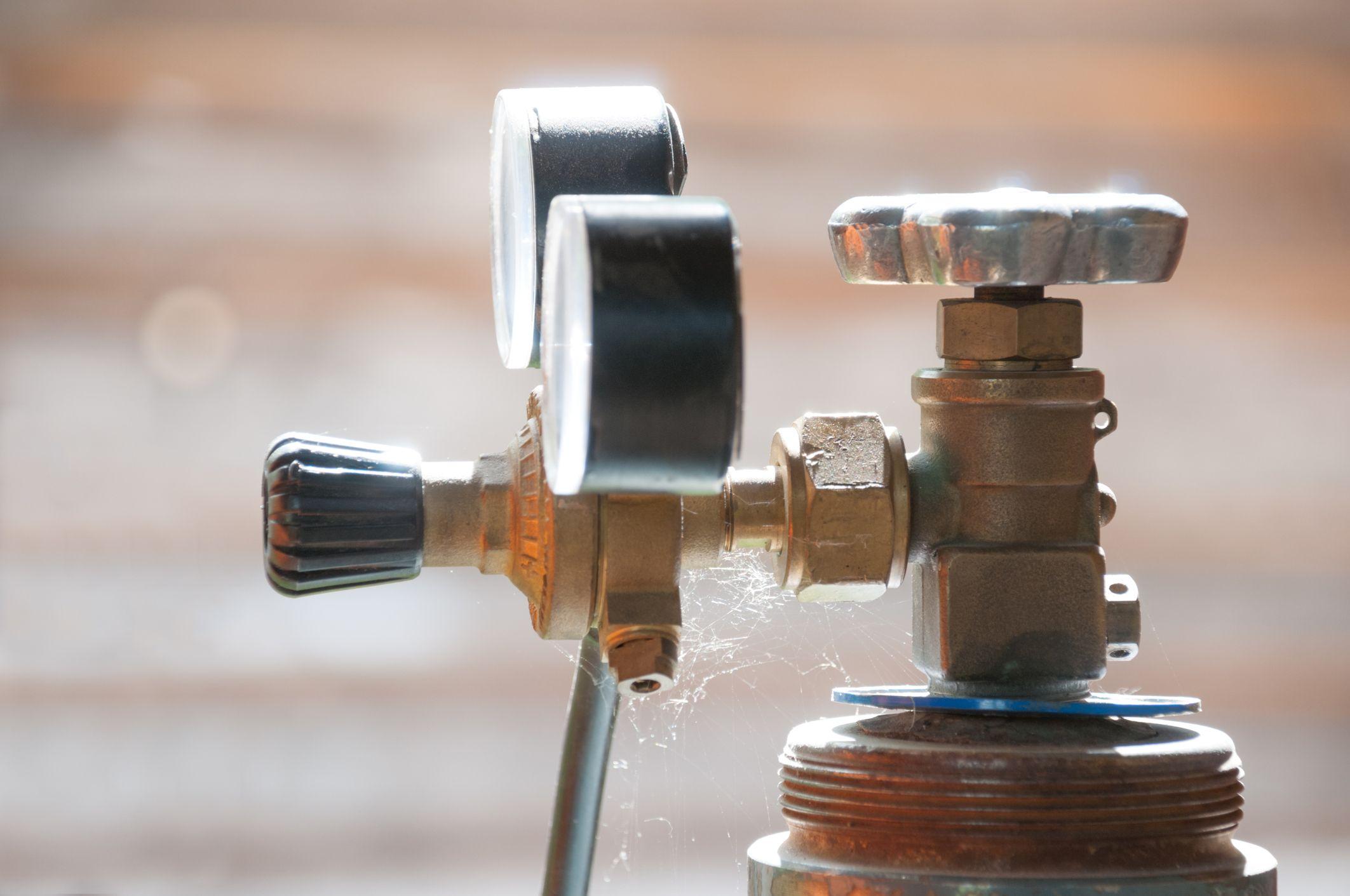 Instalación de gas en el Vallès Oriental