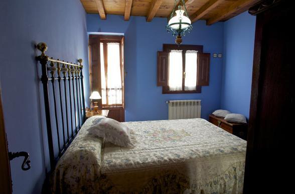 Habitación azul de La Casona II