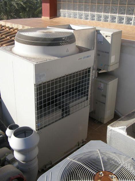 Empresa instaladora y mantenedora de sistemas de climatización