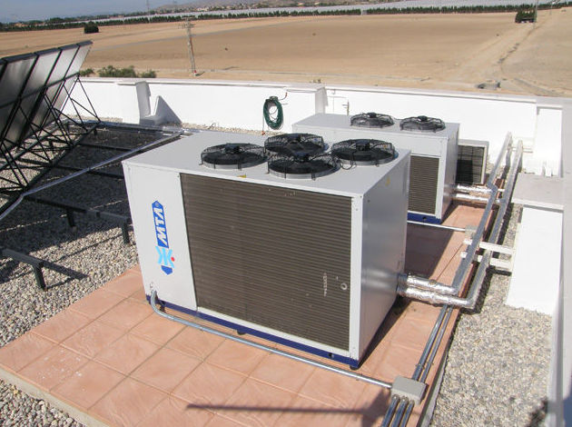 Sistemas de climatización en Alicante