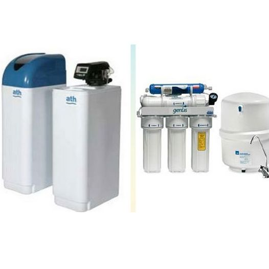 Tratamiento de agua   : Trabajos   de Vaypa Sistemas de  Climatización
