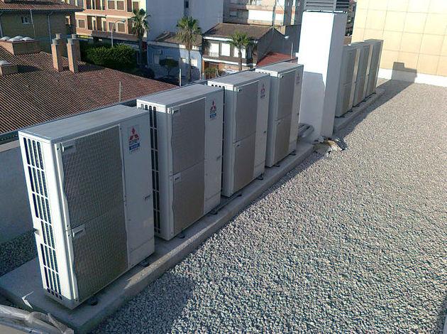 Mantenimiento de las instalaciones de climatización