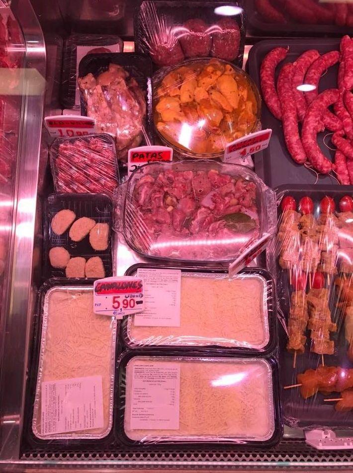 Foto 16 de Carnicerías en Terrassa | Delicias L ´ Avinguda