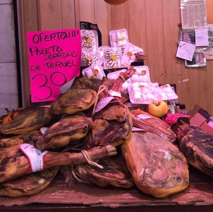 Charcutería: Productos de Delicias L ´ Avinguda