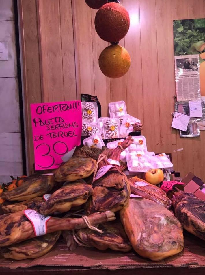 Foto 21 de Carnicerías en Terrassa | Delicias L ´ Avinguda