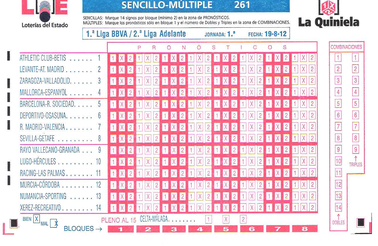 Foto 10 de Loterías y apuestas en Campaspero | Admón. Nº 1 La Churra