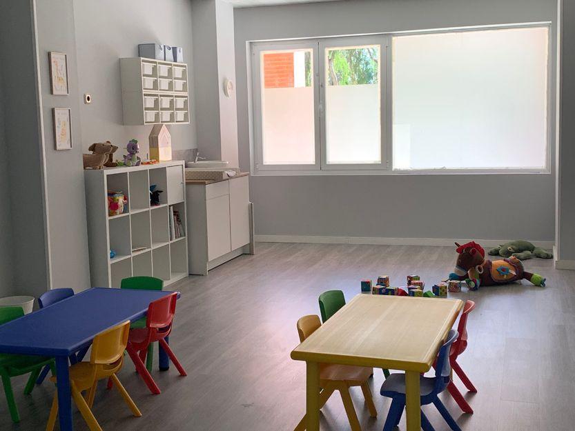 Escuela infantil con proyecto educativo propio en Hortaleza