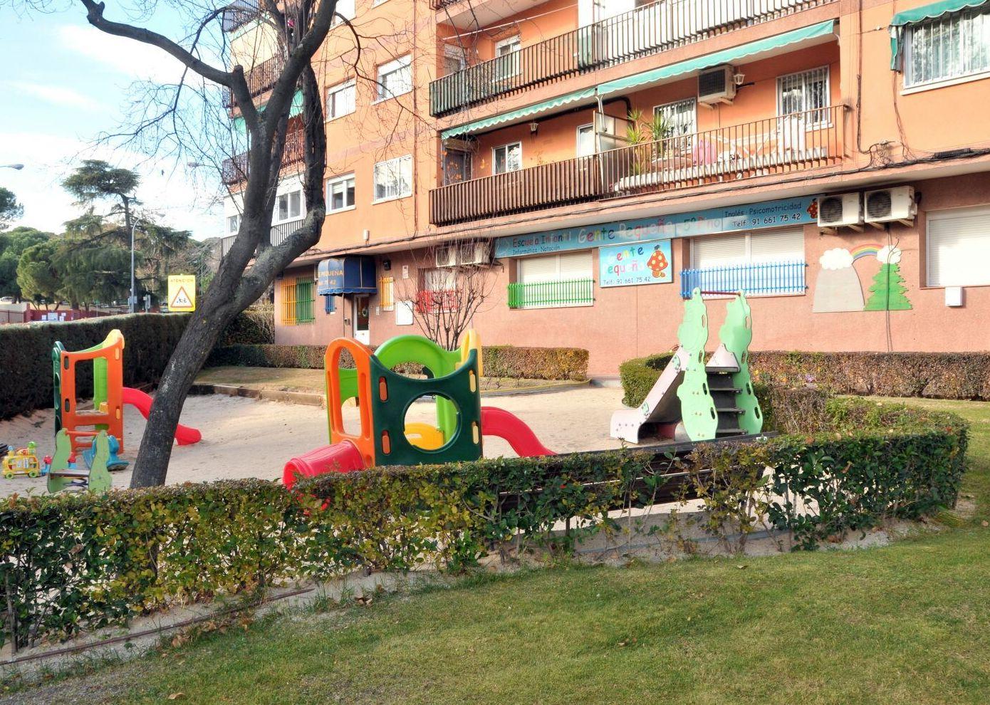 Foto 1 de Guarderías y Escuelas infantiles en Alcobendas | Centro Infantil Gente Pequeña