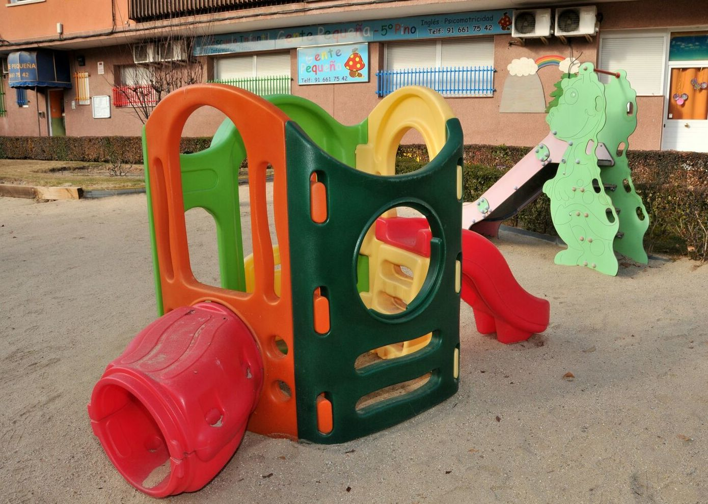 Foto 4 de Guarderías y Escuelas infantiles en Alcobendas | Centro Infantil Gente Pequeña