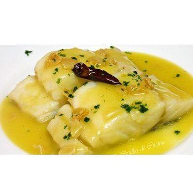 Pescados del Cantábrico: Nuestros platos de Restaurante Lejarrene