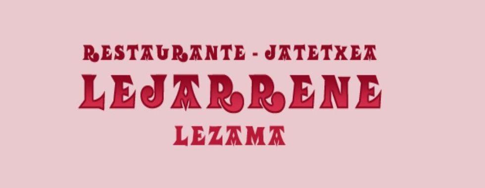 Foto 7 de Cocina vasca en Lezama | Restaurante Lejarrene