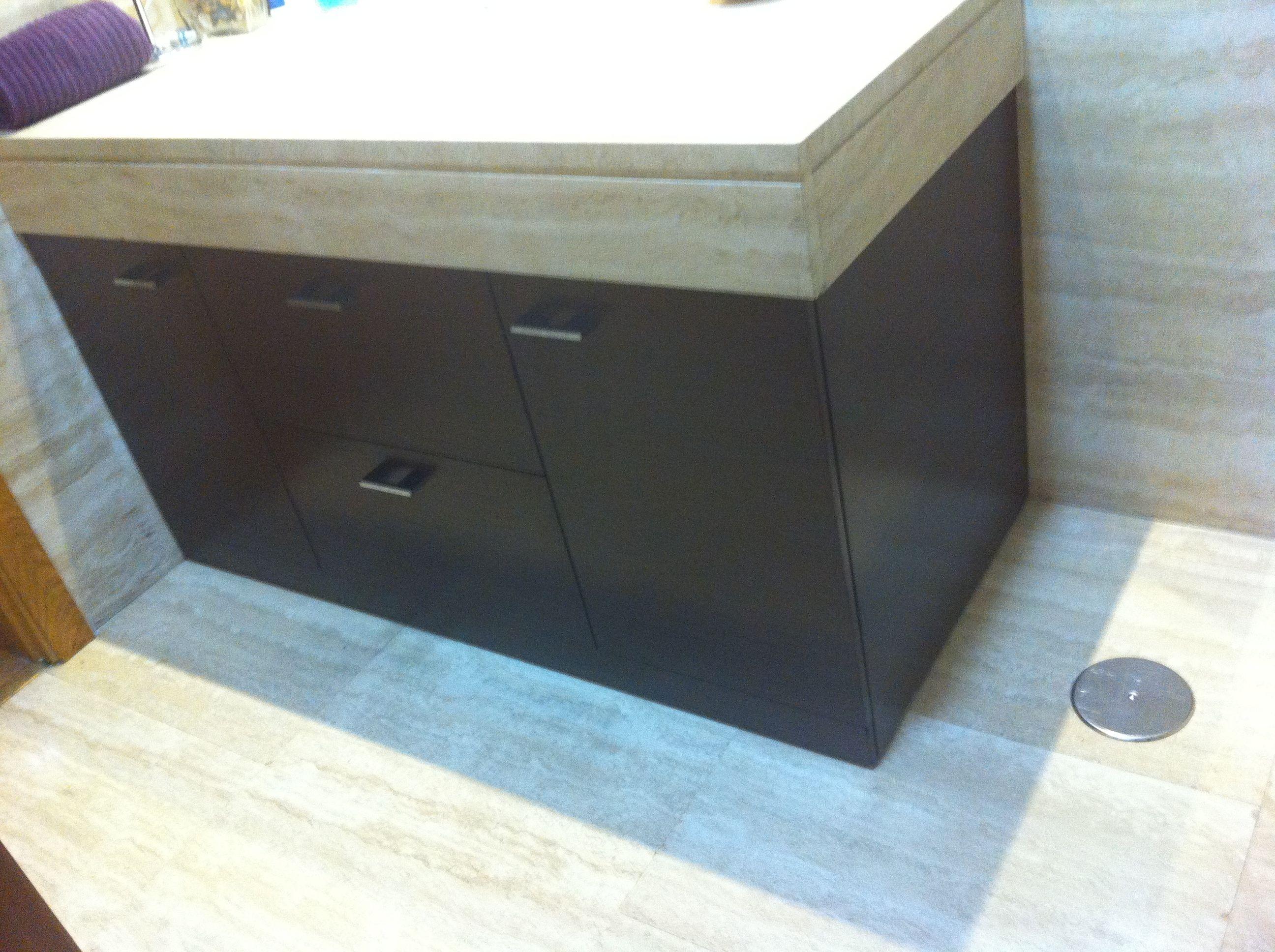 Mueble Bajo Encimera a Medida