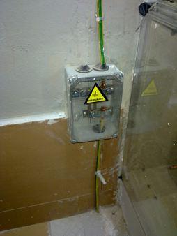 Toma de tierra: Servicios de Jsp Electrotecnia, S.L.