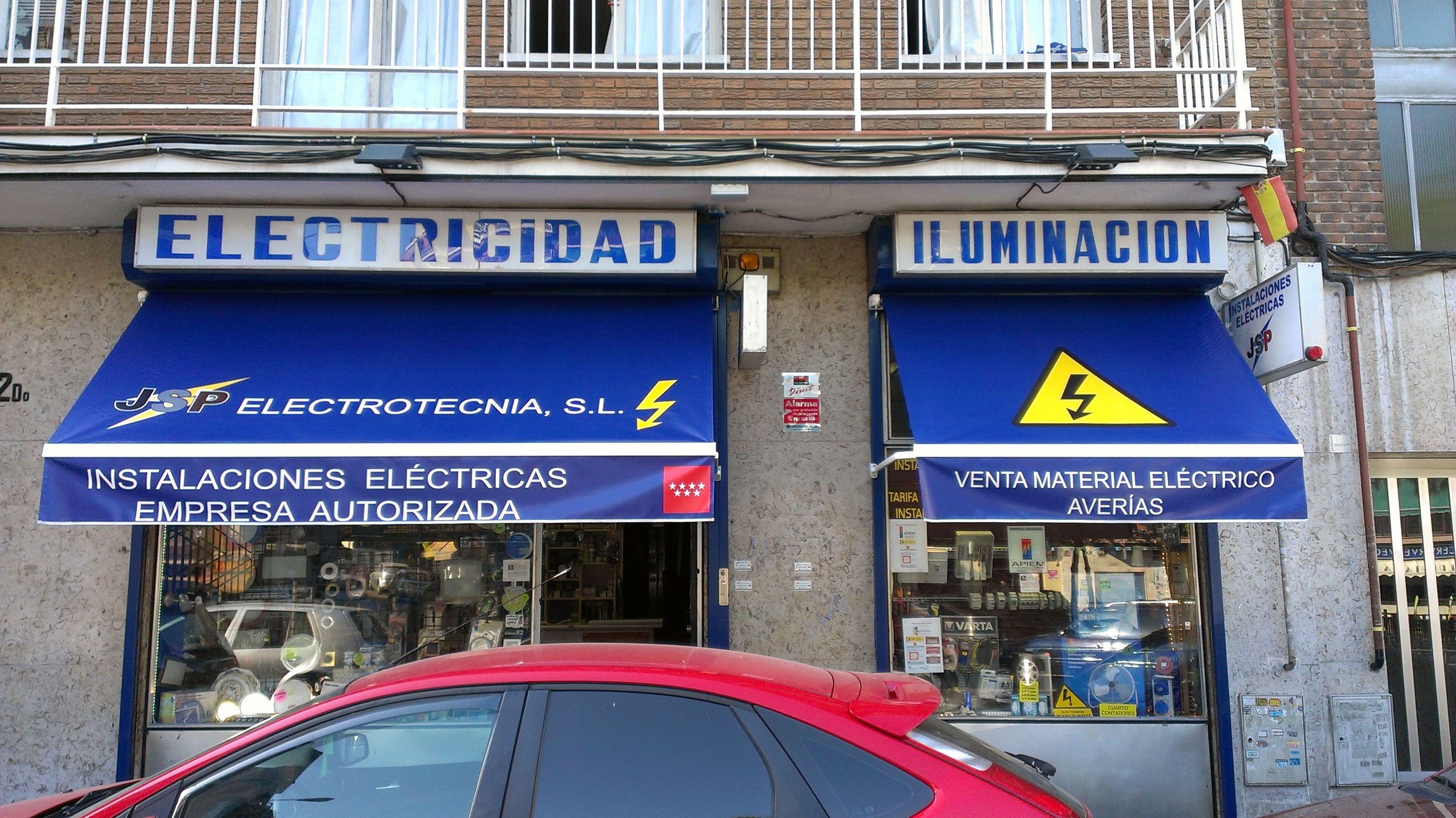 Foto 9 de Electricidad en Madrid | Jsp Electrotecnia, S.L.
